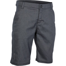 ION Seek Short de cyclisme Homme, black